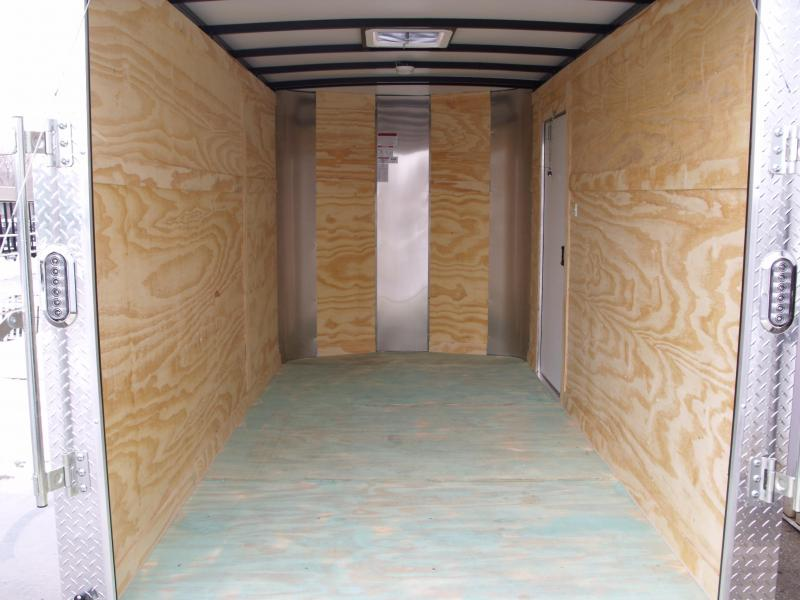 Enclosed Trailer 6 X 12 Ramp All Tube Construction (Cash Purchase Option)