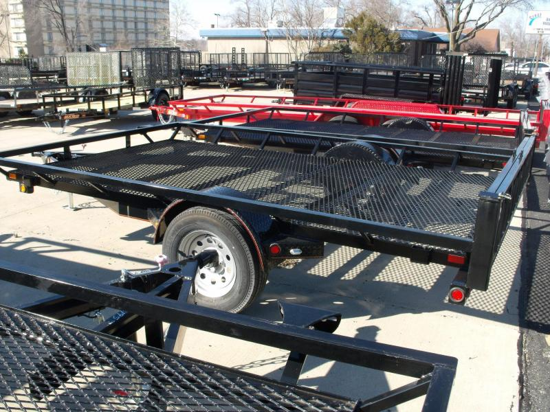 ATV Trailer  83 X 12 Side Load Rear Load