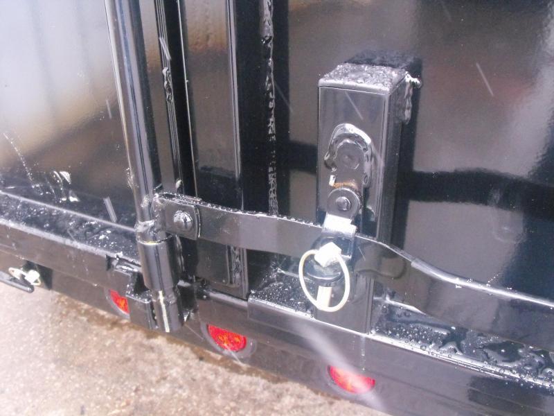 Dump Trailer 6 X 10 Highwall 3' Walls  14000 GVW  3 WAY GATE