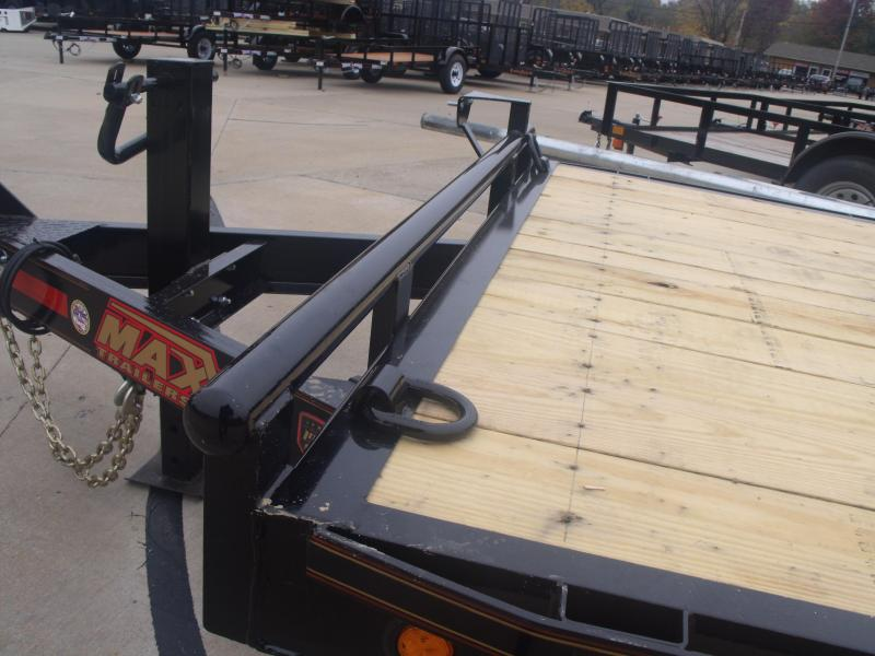 Equipment Trailer 83 X 20 Dove 14K Combo Ramps    MAXXD