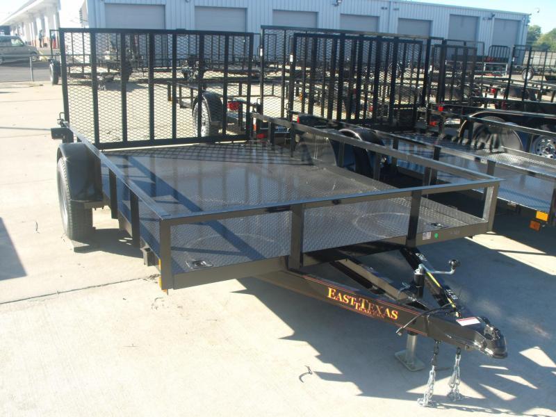 Utility Trailer 83 X 12 ALL Metal Trailer in Ashburn, VA