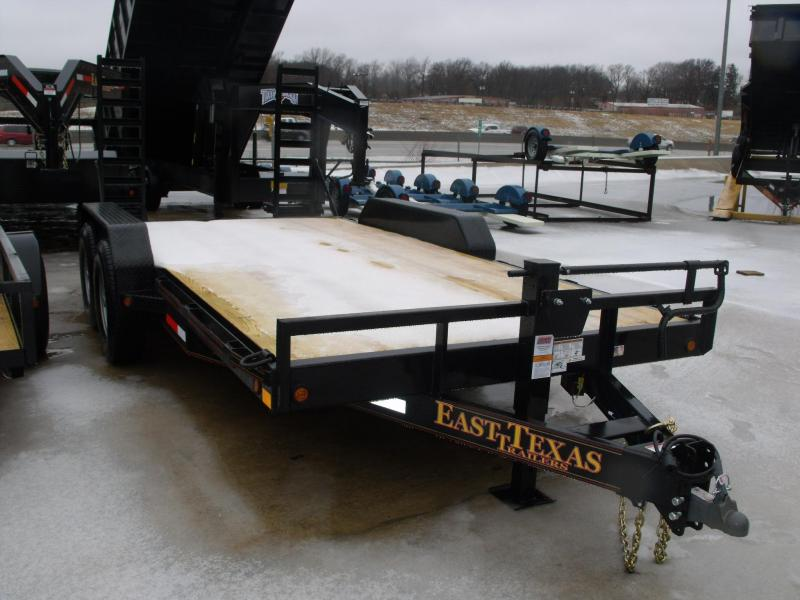 "Eqpt Trailer 83 X 16   """"Drive Over Fenders """"""Combo Ramps  14000 GVW"
