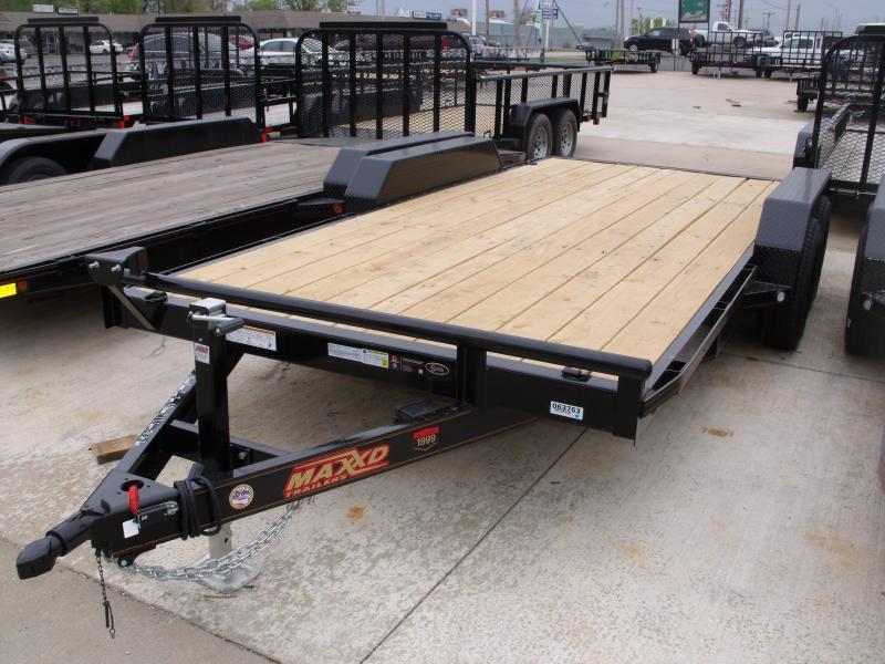 Car Hauler 83 X 16   Flat Deck7000 GVW