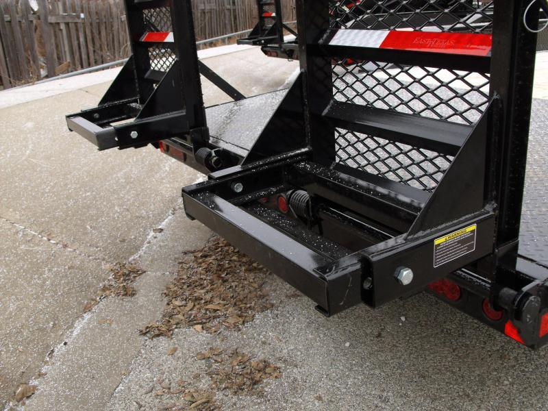 Equipment Trailer - Car Hauler 83 X 24  Metal Dove 14000 GVW