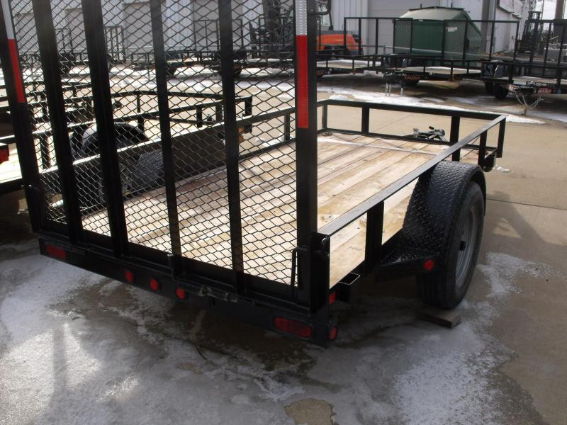 Used Trailer 5 X 10 Maxey Gate 2990 Axle