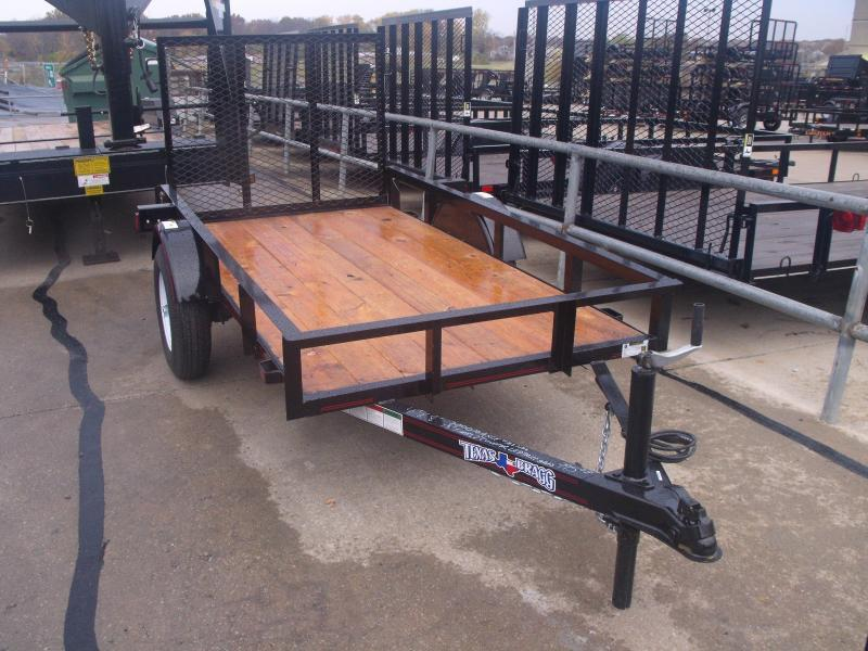 Utility Trailer 4 X 8 Ramp LED Lights