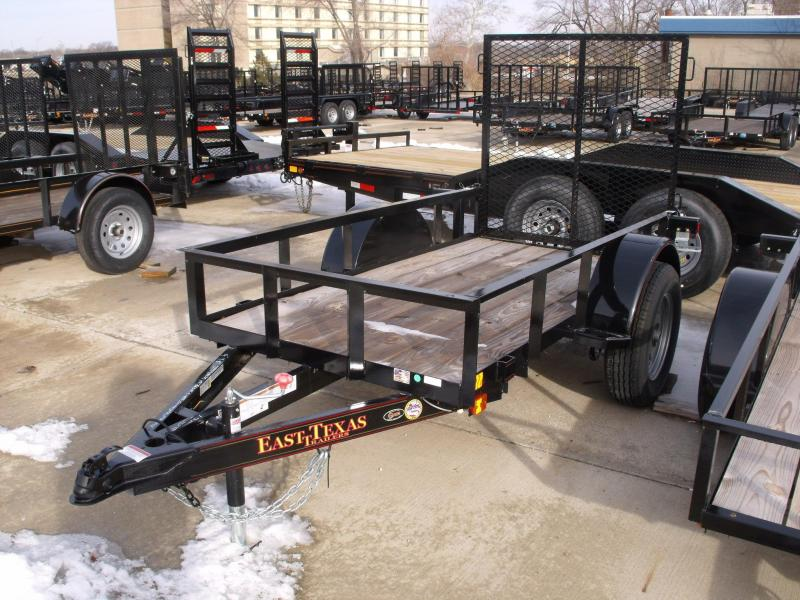 "Utility Trailer 4 X 8  Ramp 2990 Axle 15"" Radial Tires"