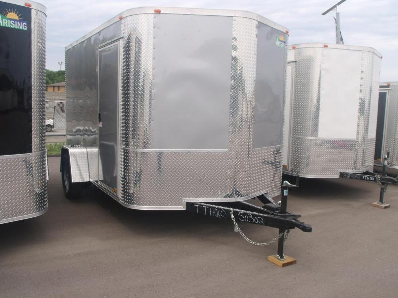 "Enclosed Trailer 7 X 10 Ramp 6' 3"" Height    Motorcycle Trailer in Ashburn, VA"
