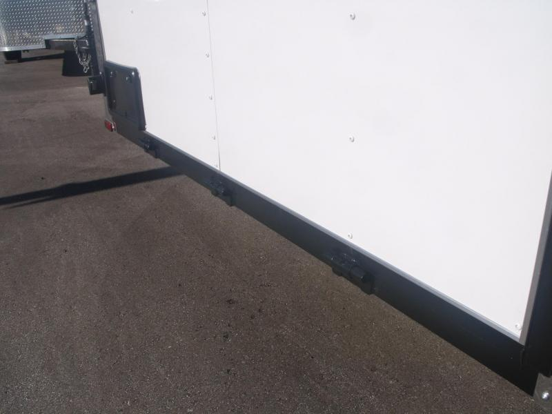 "Enclosed Trailer  7 X 12 Ramp  6' 3"" Interior ALL TUBE Construction"