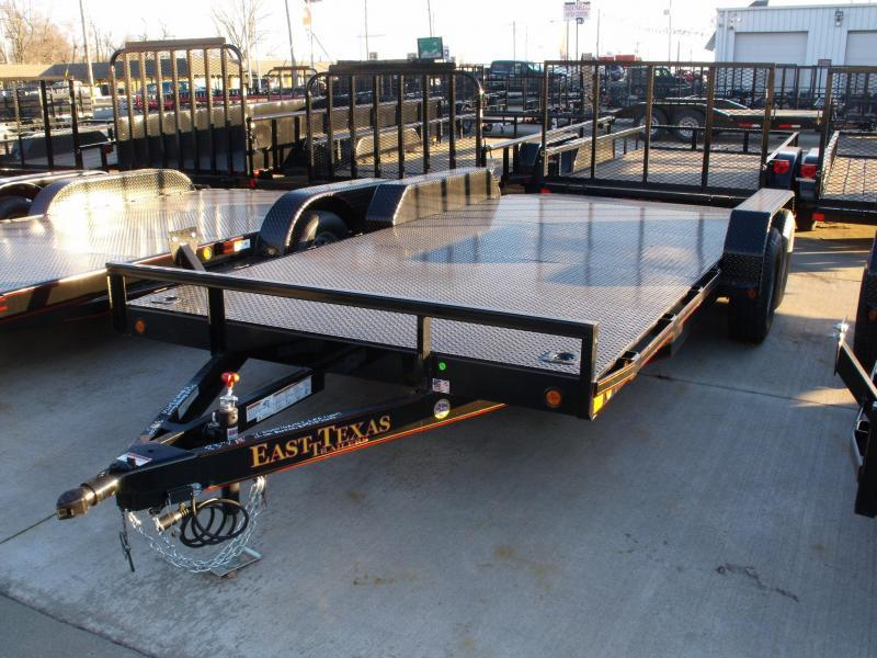 83 X 18 Metal Deck Car Hauler 7000 GVW 4 WL Brakes Ramps in Ashburn, VA