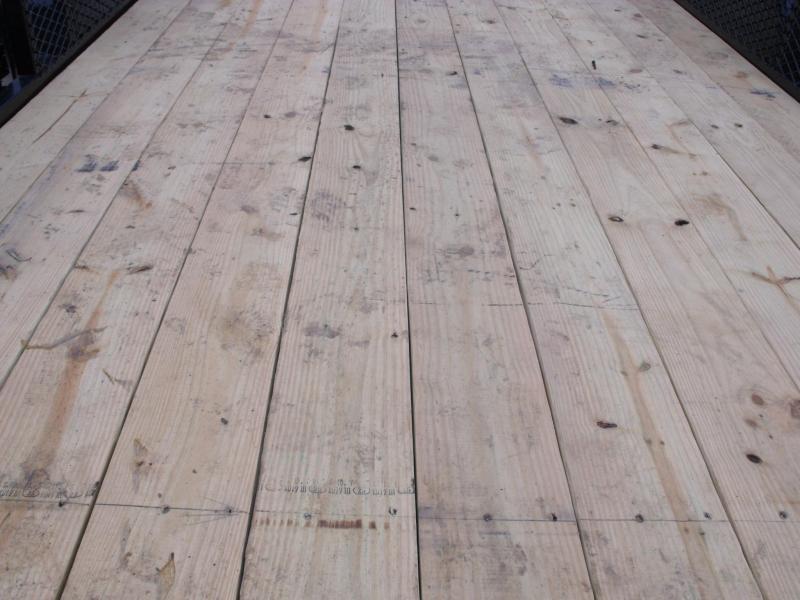 Hi Wall Landscape Trailer 83 X 18 Side Load Rear Load