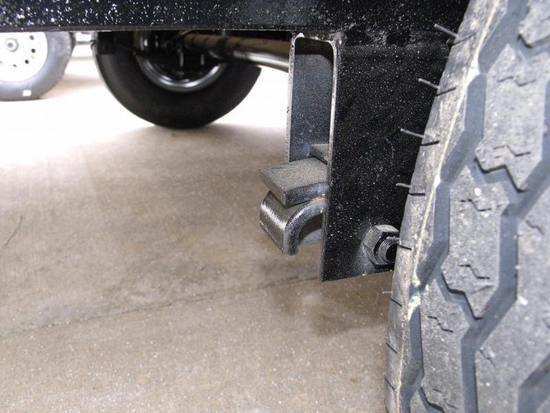 Equipment Trailer - Car Hauler <<DRIVE OVER RAMPS>>  83 X 18 Metal Dove 14000 GVW