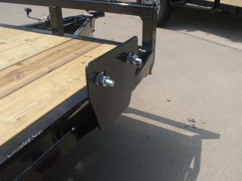 Car Hauler 83 X 16 Ramps 7000 GVW Brakes