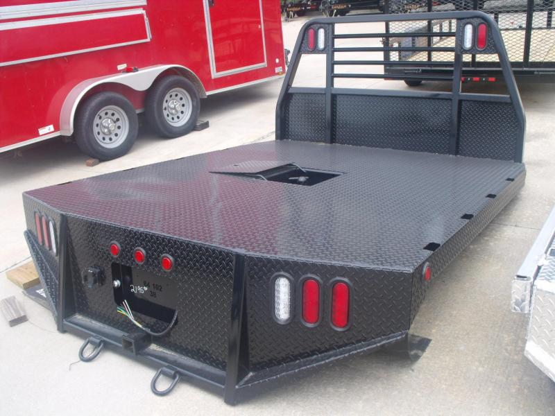 Bradford Built Mustang Bed Truck Bed 96 X 102