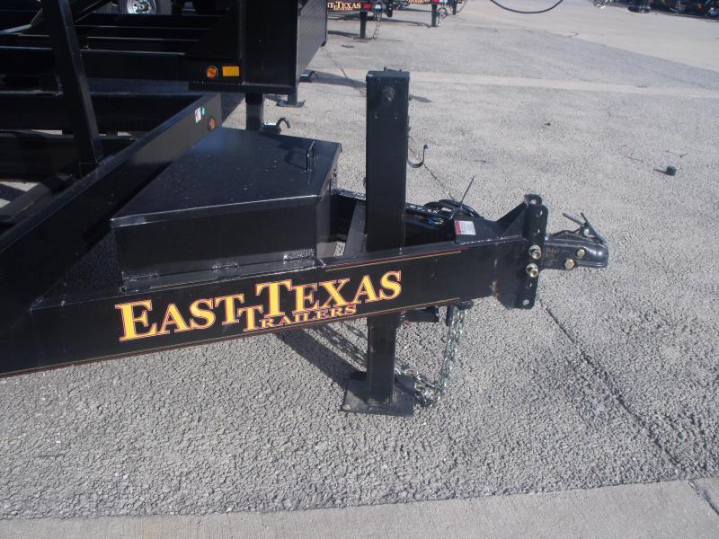 2018 East Texas 20 K Hoist Dump Trailer