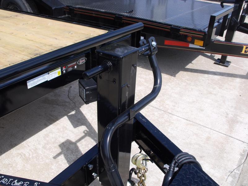 Equipment Trailer 83 X 18 Dove 14000 GVW Boxed Ramps