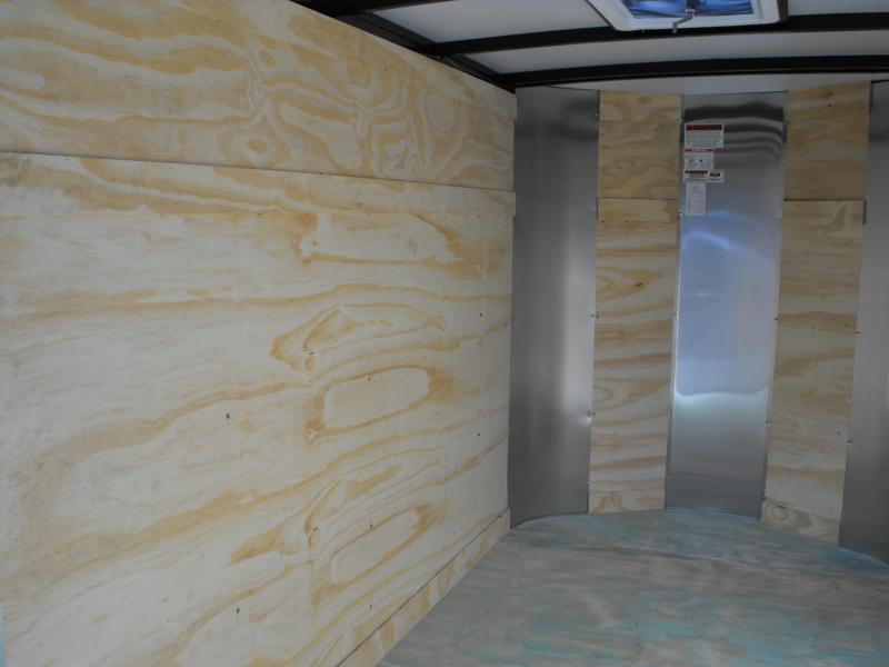 "Enclosed Trailer Ramp  5' 6"" Interior ALL TUBE Construction"