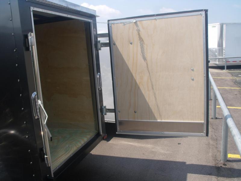 Enclosed Trailer 4 X 8 Moving Trailer Barn Door Need 2000 # Axle