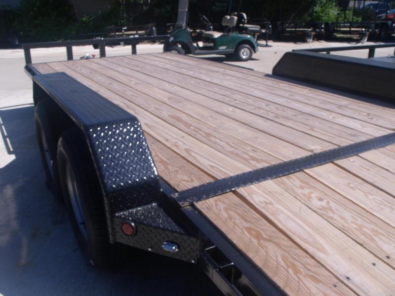 Car Hauler Car / Racing Trailer  83 X 18 Dove