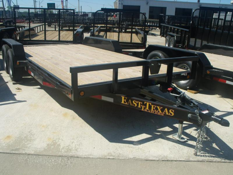Car Hauler Car / Racing Trailer  83 X 18 Dove