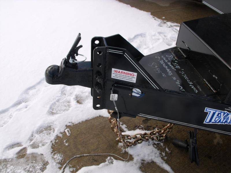 Dump Trailer 82 X 14 Spreader Gate 14000 GVW