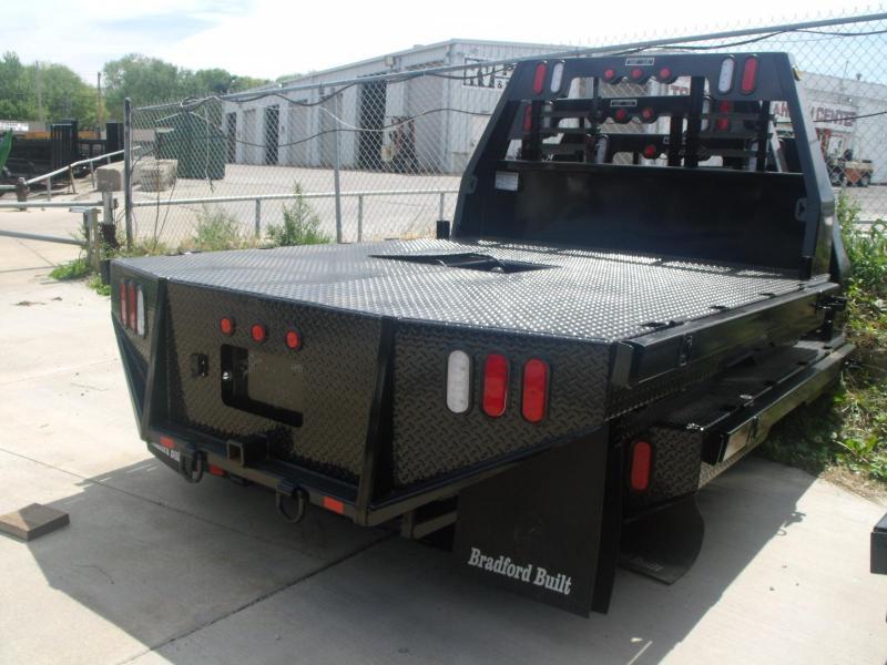 2018  Bradford Bed Truck Bed