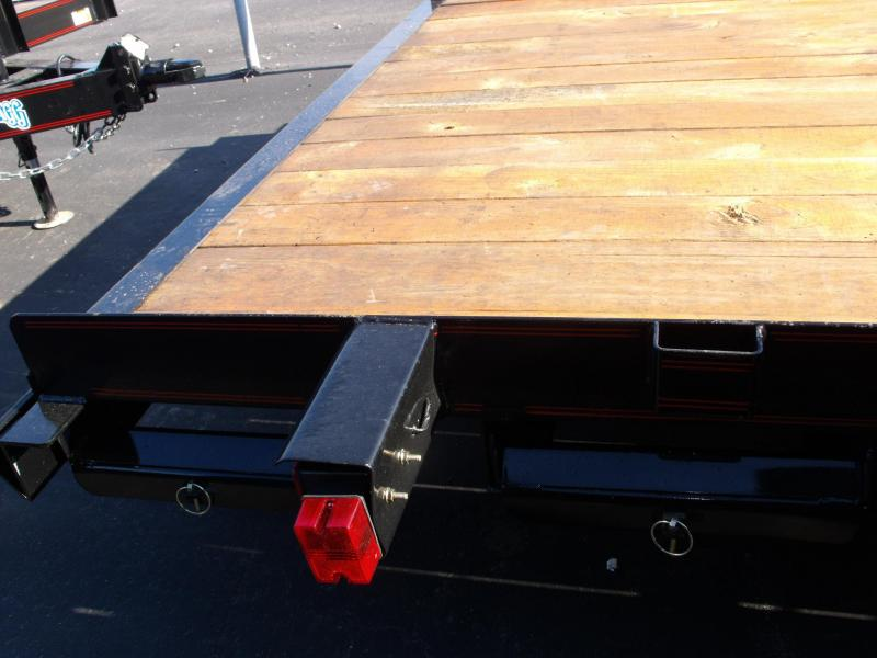 Car Hauler 83 X 16 Ramps And Brakes 7000 GVW