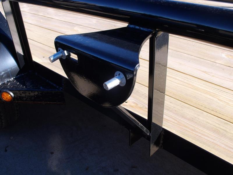 77 X 14 Utility Trailer/ ATV Trailer MAXXD 2990# Axle