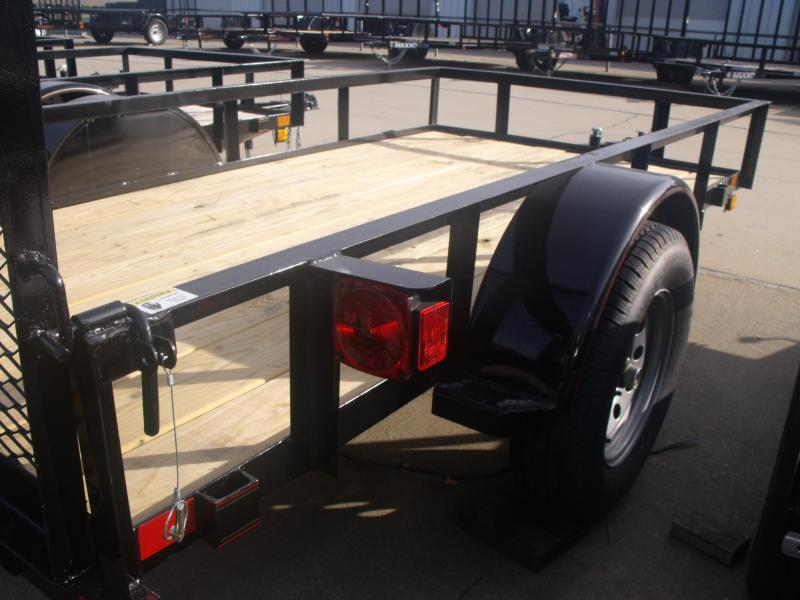 Utility Trailer 5 X 10 Ramp 2990 Axle