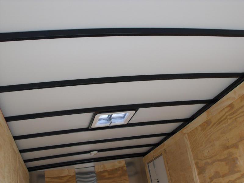 Enclosed Trailer 7 X 14 Ramp 7' Interior ((( ALL TUBE CONSTRUCTION )))