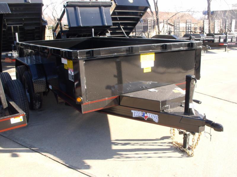 Dump Trailer 77 X 10 Combo Gate GVWR  9995 LBS  Cash Saving Option Here