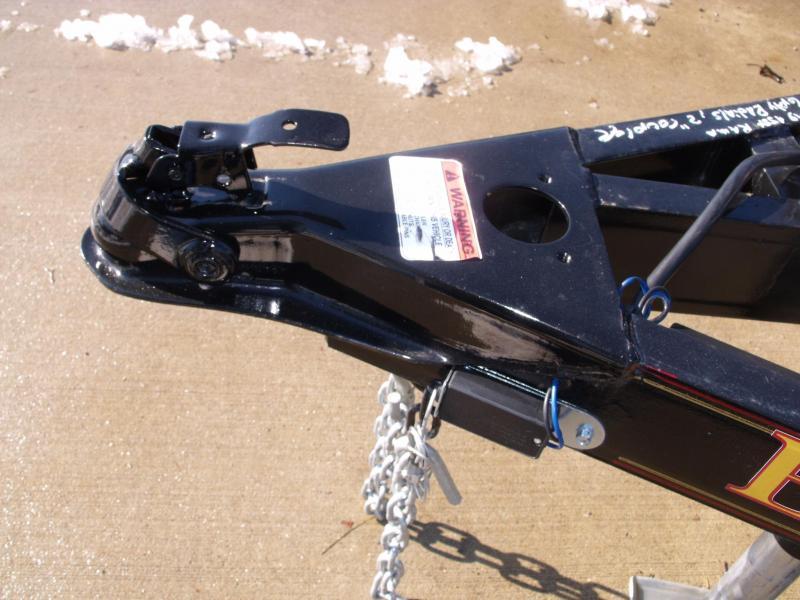 Utility Trailer 83 X 12 Ramp 7000 Gvw Brakes