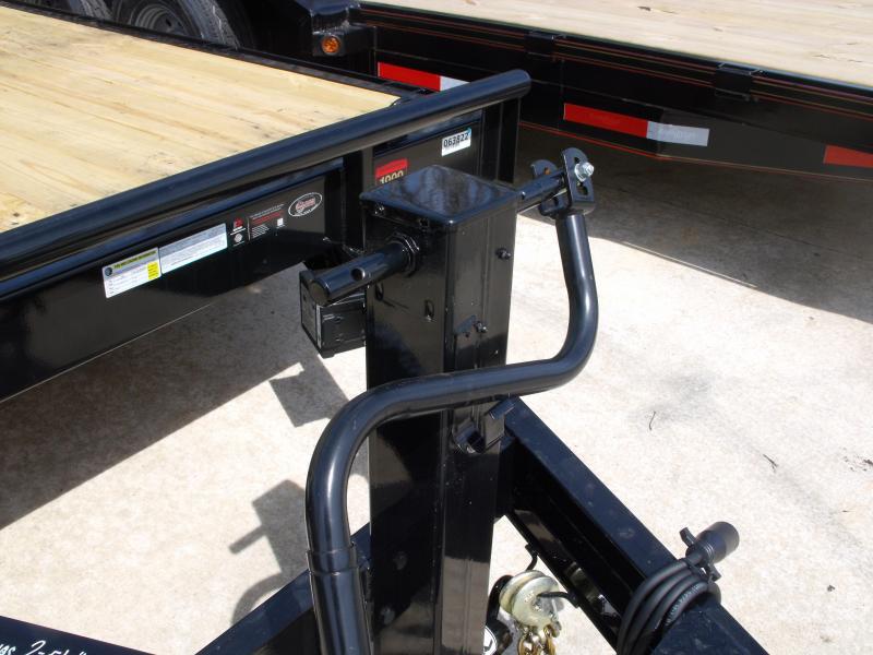 Equipment Trailer 83 X 20 Dove 14000 GVW Boxed Ramps