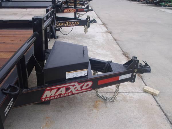 2016 Maxey Equipment Trailer Equipment Trailer