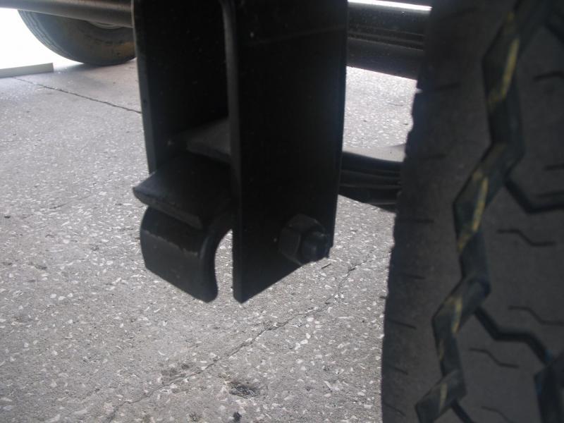 Dump  Trailer  Hi-Wall  14K  4' Walls 14 PLY Tires