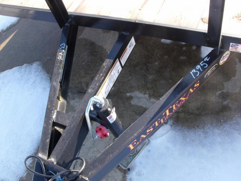 Utility Trailer 83 X 10 Ramp 2990 Axle