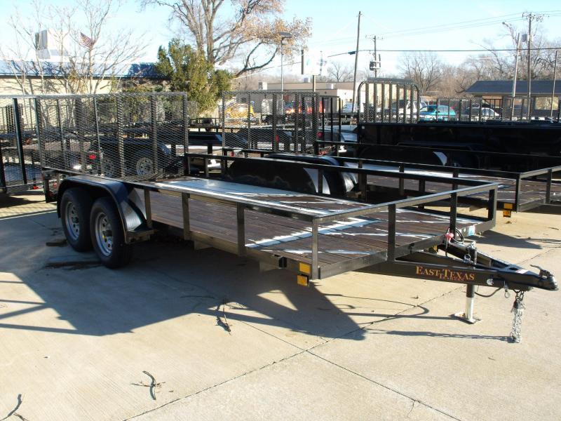 Utility Trailer 83 X 16 Ramp Tandem Axle Ramp And Brakes in Ashburn, VA