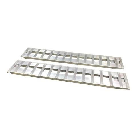 Aluminum Loading Ramps  8'  5000 LBS PER RAMP
