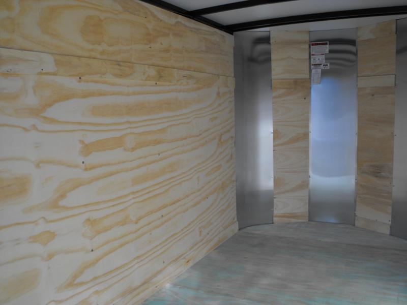 Enclosed Trailer 5 X 8 Ramp ALL TUBE Construction