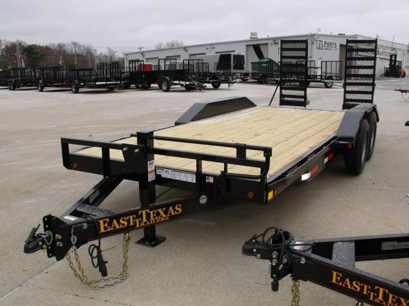 Equipment Trailer - Car Hauler 83 X 20  Metal Dove Combo Ramps Covered With #6 Mesh  14000 GVW in Ashburn, VA