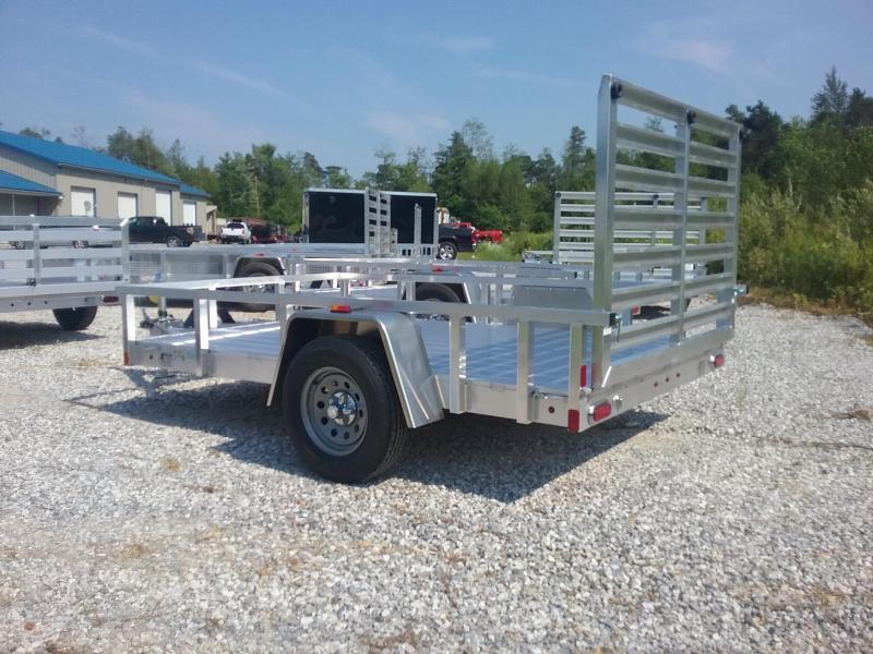 2019 Aluminum Trailer Company 6X10 Utility Trailer