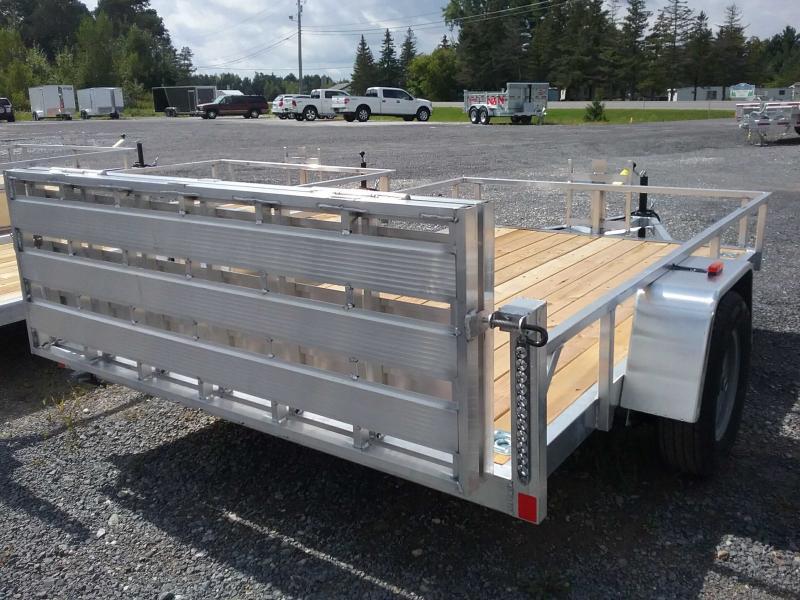 2020 Rance Aluminum Trailers 6.5'X10' Utility Trailer