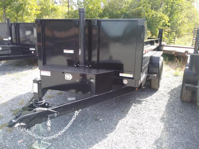 2019 Sure-Trac 72 IN x 12 LProfile 10K Telescopic Dump