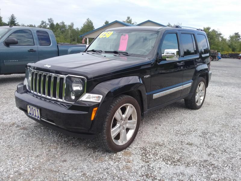 2011 Jeep Liberty Jet SUV