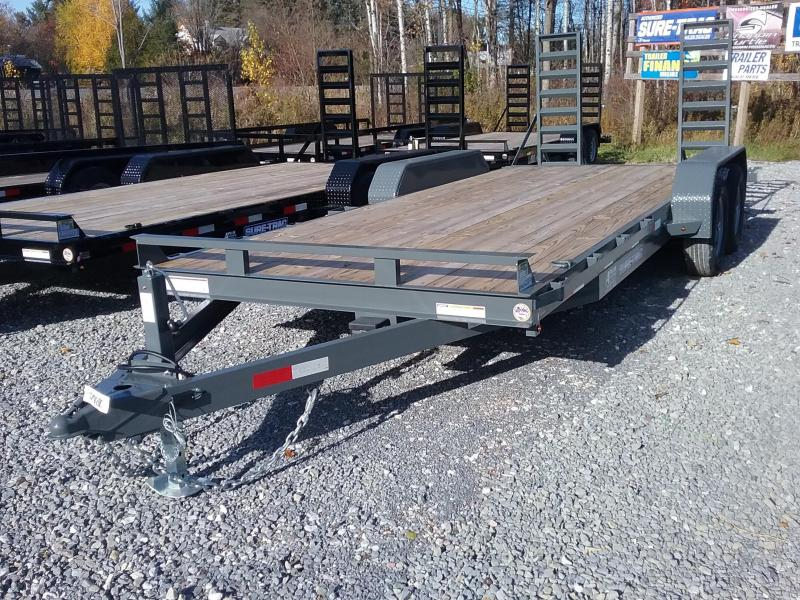 2019 Sure-Trac 7 x 18 Implement Trailer 10K