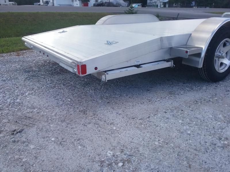 2018 Aluminum Trailer Company 18Ft Car Hauler Car / Racing Trailer