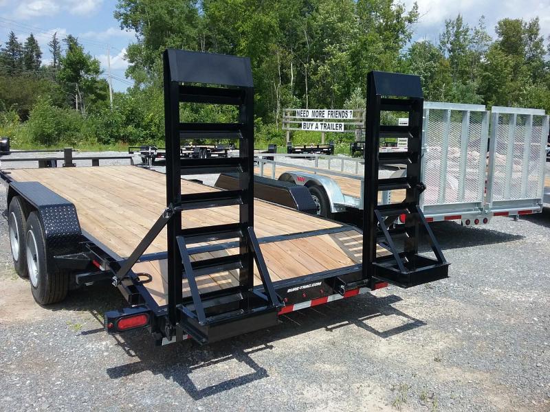2019 Sure-Trac 7 x 20 Equipment Trailer  16k