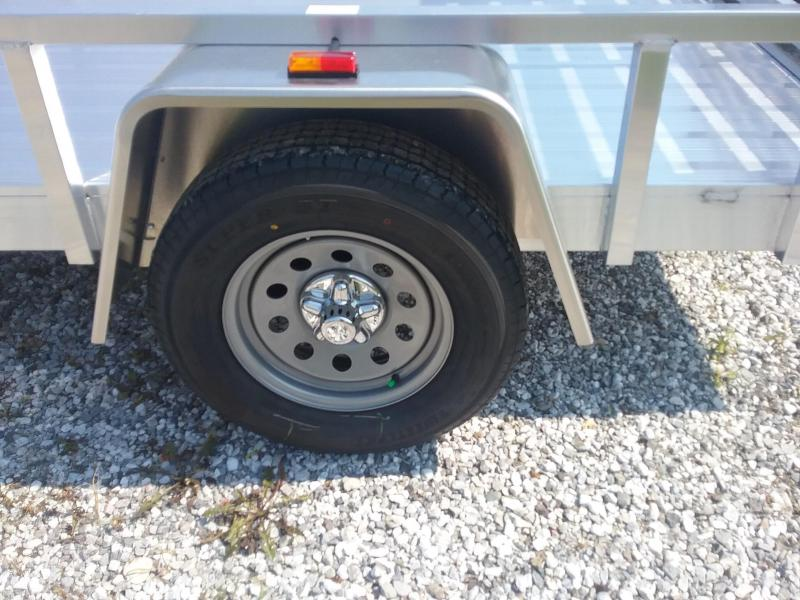 2019 Aluminum Trailer Company 5X10 Utility Trailer