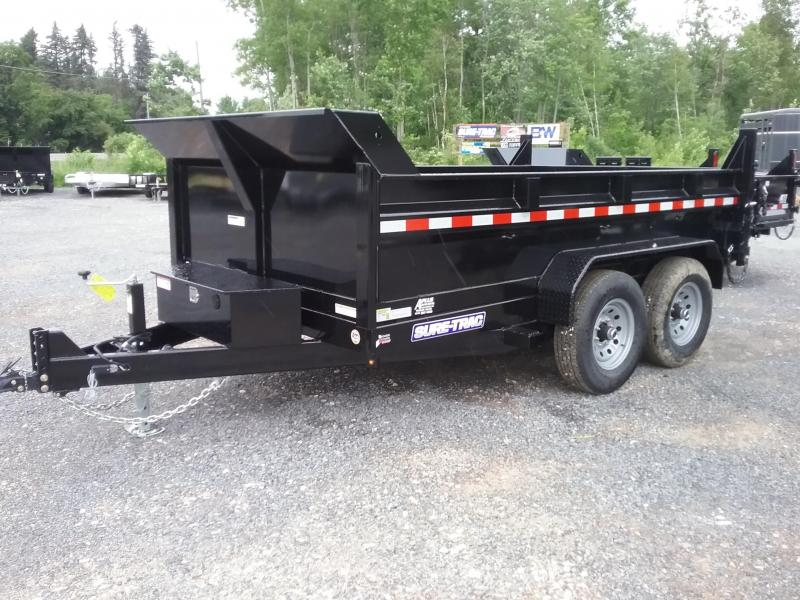 2018 Sure-Trac 82 IN X 12 LProfile 14K Scissor Dump