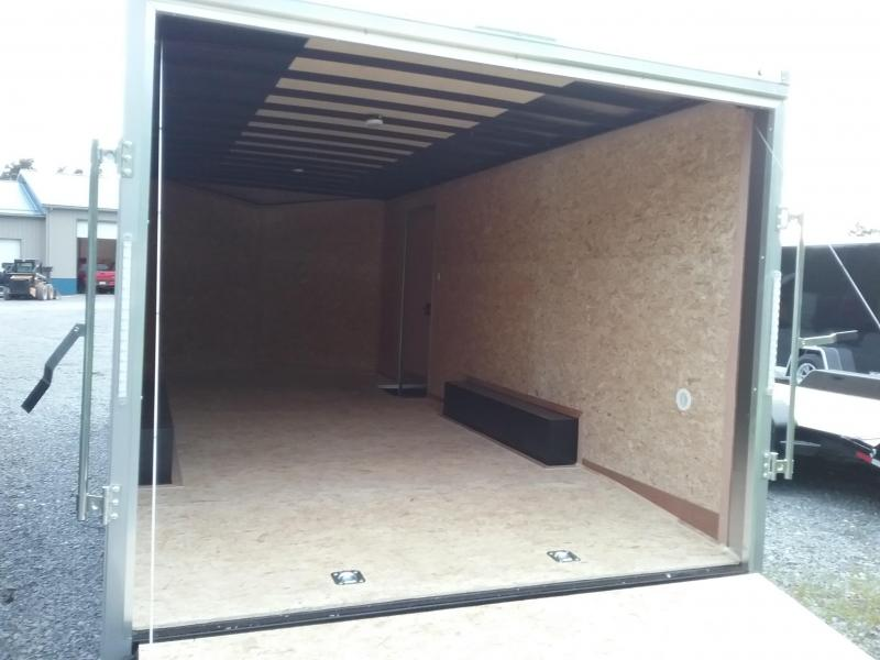 2018 Cargo Express Xlw Se 8.5 Wide Cargo 10k Cargo / Enclosed Trailer